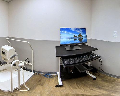 X-Ray Room Premier Podiatry Clifton, NJ