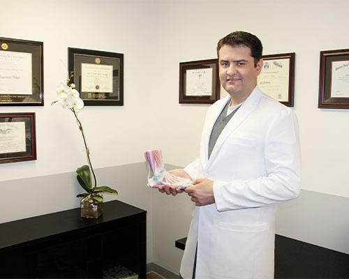 Dr. Velimir Petkov: Podiatrist Clifton NJ