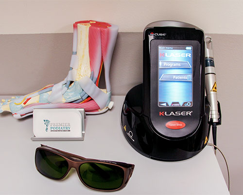 Laser For Foot Pain
