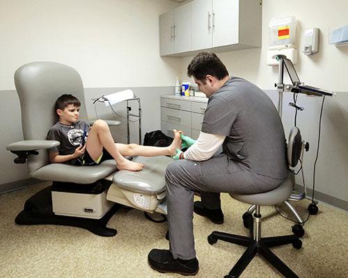 Pediatric Podiatrist in Clifton NJ