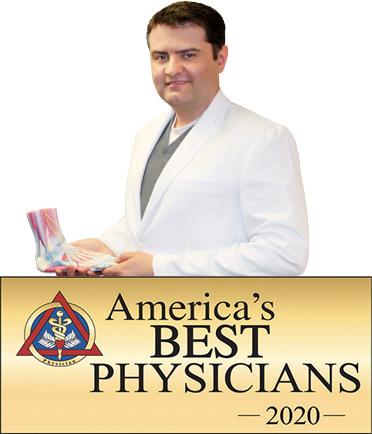 New Jersey Podiatrist Dr. Petkov